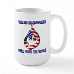 Ruach HaKodesh! Large Mug