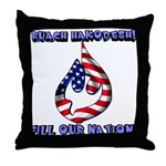 Ruach HaKodesh! Throw Pillow