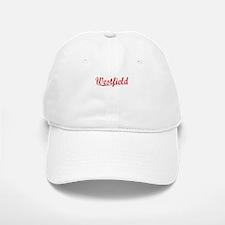 Westfield, Vintage Red Baseball Baseball Cap