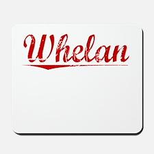 Whelan, Vintage Red Mousepad