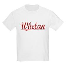 Whelan, Vintage Red T-Shirt