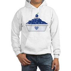 Blueberry Delight Hoodie