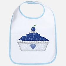 Blueberry Delight Bib