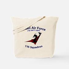 115 Sqdn IAF Tote Bag