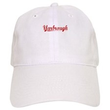 Yarbrough, Vintage Red Baseball Cap