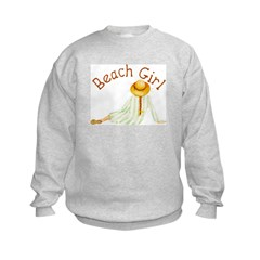 Beach Girl Sweatshirt