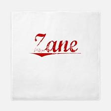 Zane, Vintage Red Queen Duvet