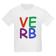 Verb Kids T-Shirt