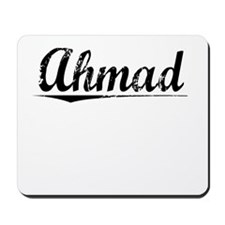 Ahmad, Vintage Mousepad