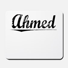 Ahmed, Vintage Mousepad
