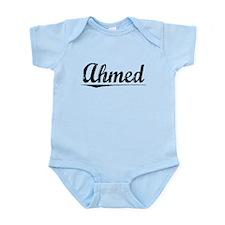 Ahmed, Vintage Onesie