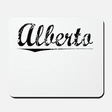 Alberto, Vintage Mousepad