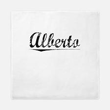 Alberto, Vintage Queen Duvet