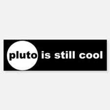 Pluto is still cool -- say it loud and proud!