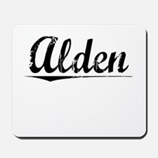 Alden, Vintage Mousepad