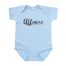 Alfonso, Vintage Infant Bodysuit