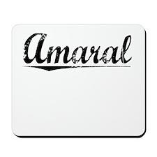 Amaral, Vintage Mousepad