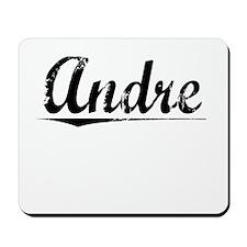 Andre, Vintage Mousepad