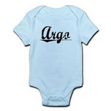 Argo, Vintage Infant Bodysuit