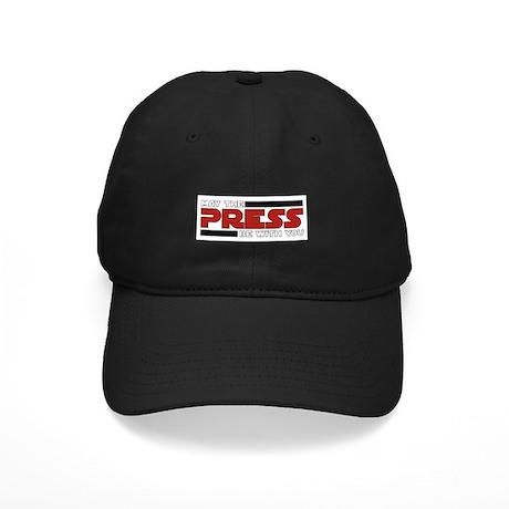 Black Press Cap