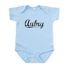 Aubry, Vintage Onesie