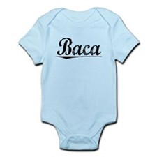 Baca, Vintage Infant Bodysuit