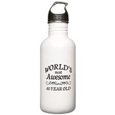 Awesome Birthday Water Bottle