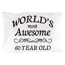 Awesome Birthday Pillow Case