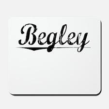 Begley, Vintage Mousepad