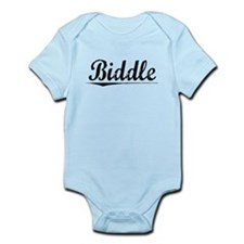 Biddle, Vintage Infant Bodysuit