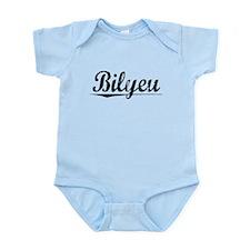Bilyeu, Vintage Infant Bodysuit