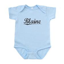 Blaine, Vintage Infant Bodysuit