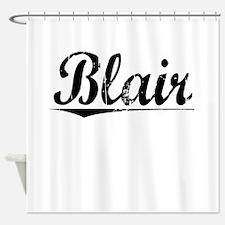 Blair, Vintage Shower Curtain