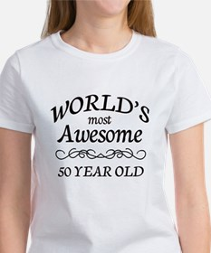 Awesome Birthday Women's T-Shirt