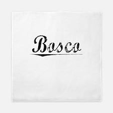 Bosco, Vintage Queen Duvet