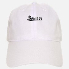 Bowser, Vintage Baseball Baseball Cap