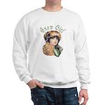 Snow Girl Sweatshirt
