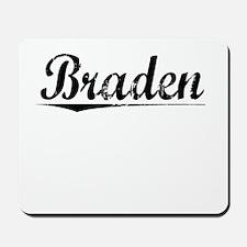 Braden, Vintage Mousepad