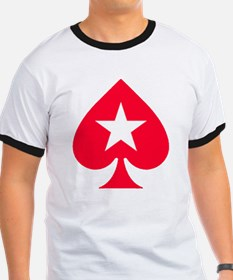PokerStars Christmas Star T