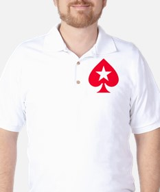 PokerStars Christmas Star T-Shirt