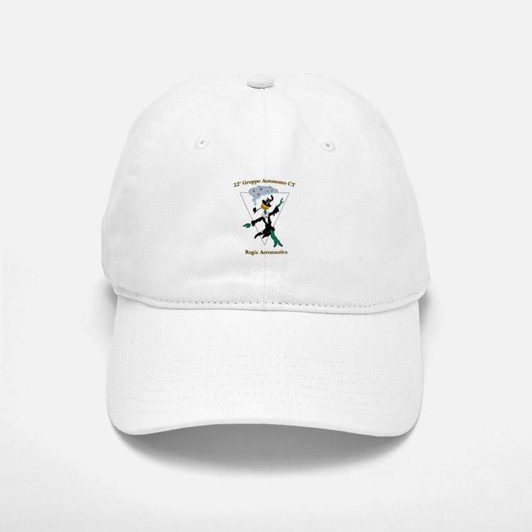 22° Gruppo Autonomo CT Baseball Baseball Cap