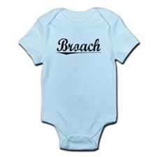 Broach, Vintage Infant Bodysuit