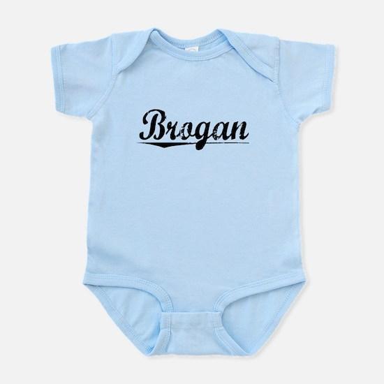 Brogan, Vintage Infant Bodysuit