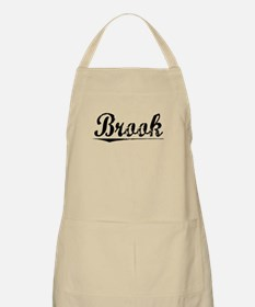 Brook, Vintage Apron