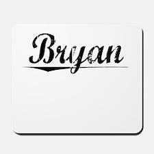 Bryan, Vintage Mousepad