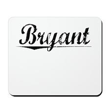 Bryant, Vintage Mousepad