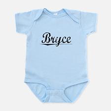 Bryce, Vintage Infant Bodysuit