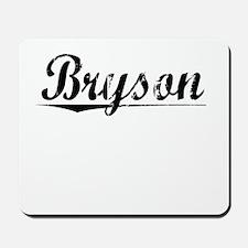 Bryson, Vintage Mousepad