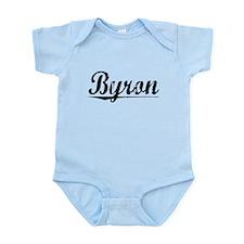 Byron, Vintage Infant Bodysuit
