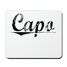 Capo, Vintage Mousepad